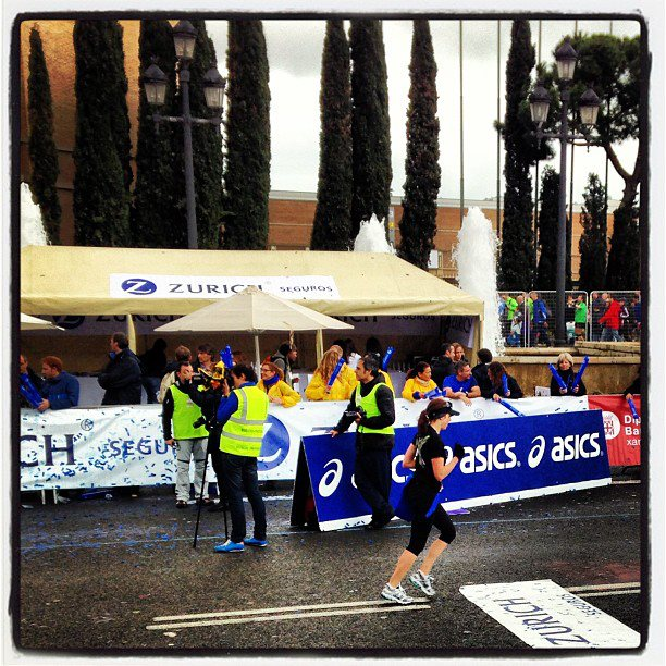 Barcelona Marathon Success!
