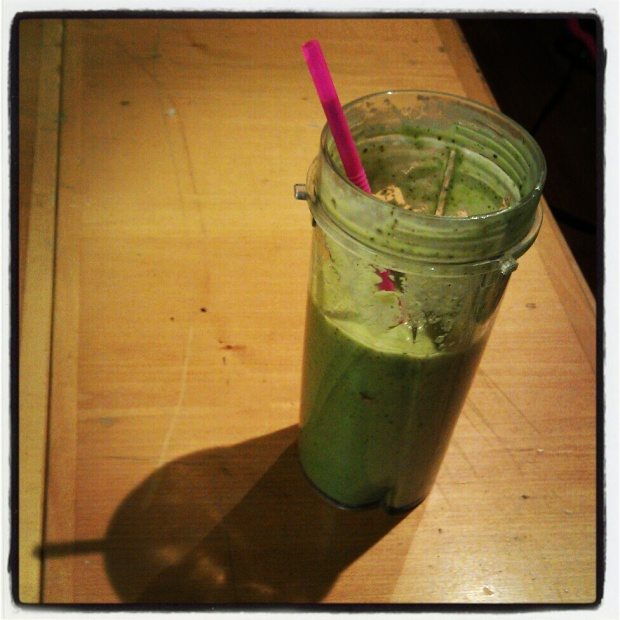 New Green Monster Smoothie Recipe